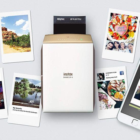 近史低价!Fujifilm 富士 Instax Share SP2 拍立得 手机打印机5折 119.99加元包邮!2色可选!