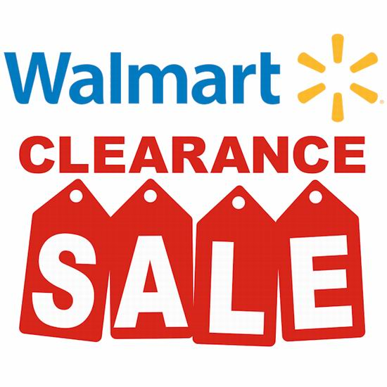 Walmart 清仓大促!精选数千款各类商品2折起清仓!