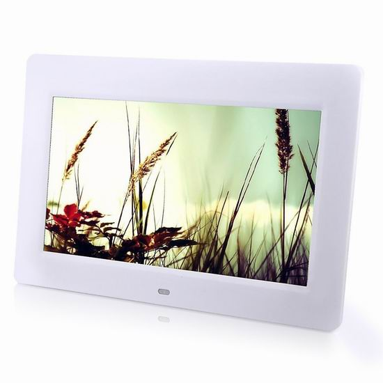 白菜价!Naladoo 10.1寸 多功能电子相框3.4折 25.99加元清仓!