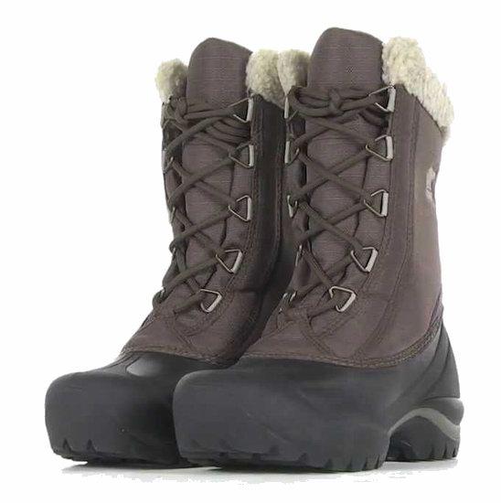 Sorel 加拿大冰熊 Cumberland 女式雪地靴 48.68加元清仓!2色可选!