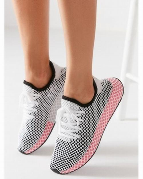 精选 Adidas、Puma、 Soludos男女时尚潮鞋 5折起特卖!Deerput 2018款运动鞋也打折!