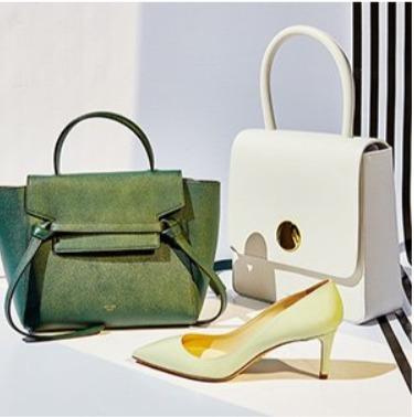精选Prada、Celine、Jimmy Choo、Mansur Gavriel等大牌美包、美鞋 6折起特卖!