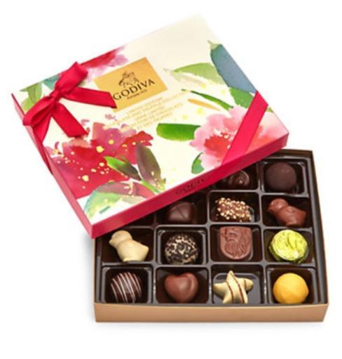 Godiva 歌帝梵 巧克力礼盒全场8折+额外9折!