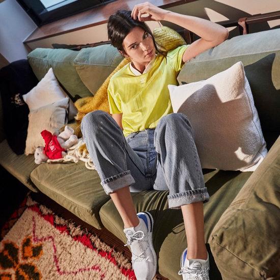 码全!杨幂同款!2018新款ADIDAS Arkyn女款运动鞋 81加元,原价 180加元