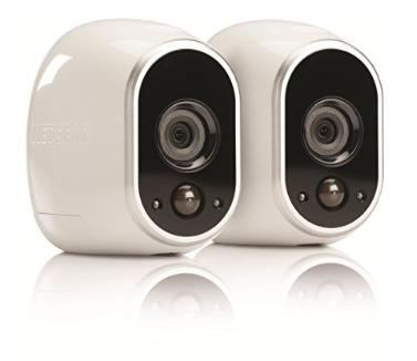 历史新低!NETGEAR Arlo VMS3230室内外监控摄像头 2个装 239.98加元,原价 379.99加元,包邮