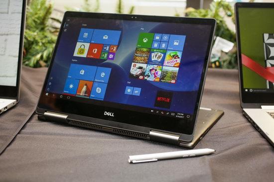 Dell Inspiron 7000 15.6英寸2合1笔记本 899.99加元,原价 1367.99加元,包邮