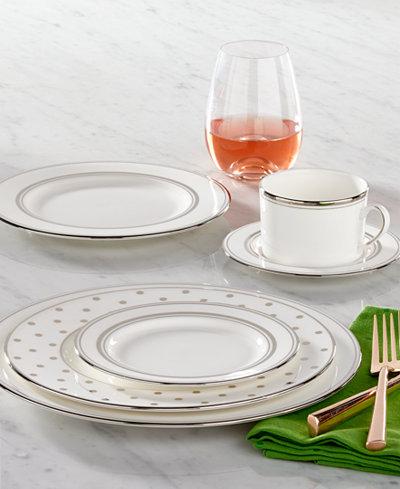 美国时尚生活品牌!Kate Spade New York 高颜值 精美餐具、厨房用品等2折起清仓!