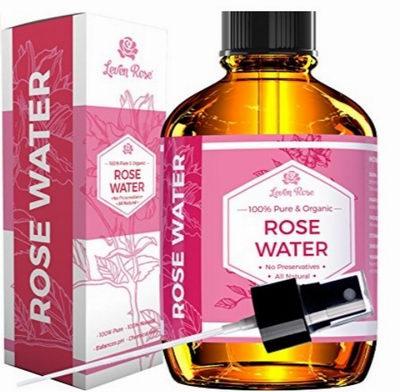 Leven Rose 摩洛哥玫瑰水爽肤水 19.37加元特卖!