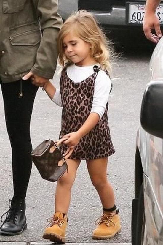 Timberland Premium 儿童帅气黄靴 55加元(5.5、6码),原价 110加元