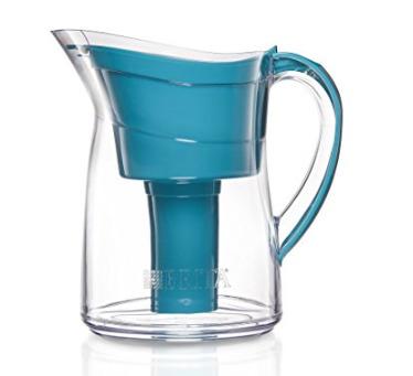 BRITA Turquoise 迷你6杯家用滤水壶 19.97加元,原价 26.97加元