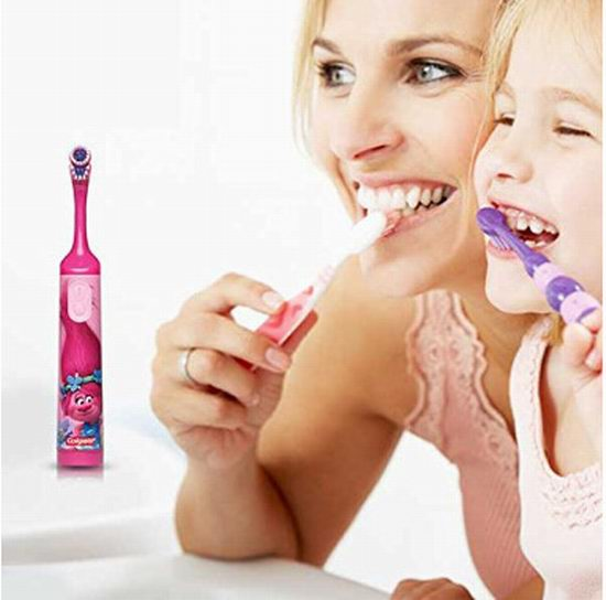 Colgate 高露洁卡通系列 儿童电动牙刷3.9折 3.74加元!