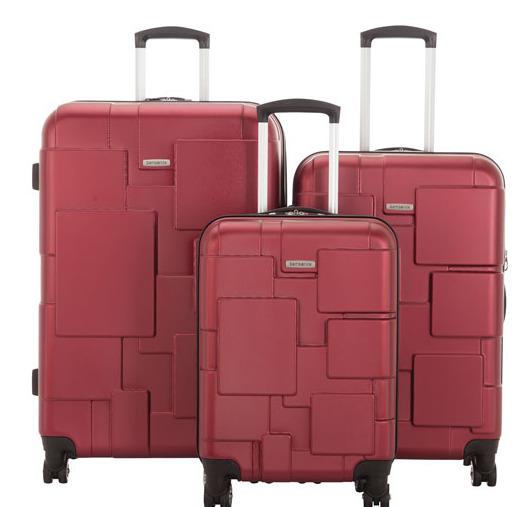 Samsonite 新秀丽 Pinksy 三件套拉杆行李箱 279.99加元,原价 899.99加元,包邮