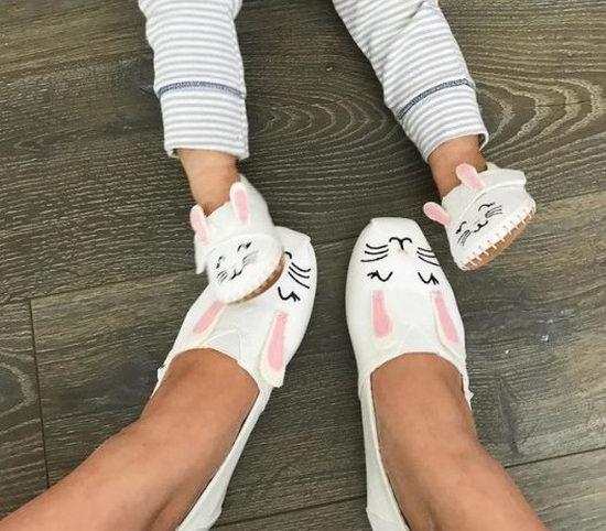 收母女款兔子鞋!Toms 精选大量成人儿童休闲鞋靴、太阳镜5折起+最高额外立省20加元!