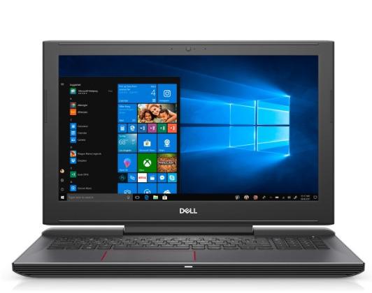 Dell Inspiron 7577 i7577-5258BLK-PUS 15.6英寸游戏本 1079加元,原价 1499加元,包邮