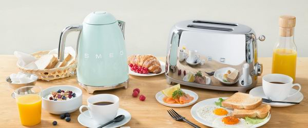 美的独一无二!精选 SMEG意大利风格极品厨房电器 8折优惠!