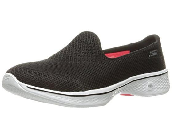 Skechers GO WALK 4 女款休闲鞋 38.36加元(7码),原价 75加元,包邮
