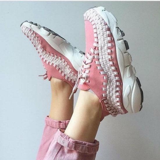 Nike 耐克 Air Footscape Woven编织运动鞋 121.99加元起特卖!多色可选!