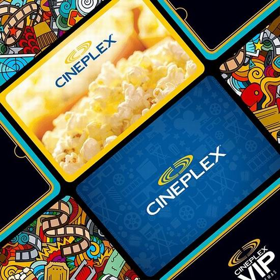 Cineplex 购买30元电影礼品卡,送价值30元大礼包!