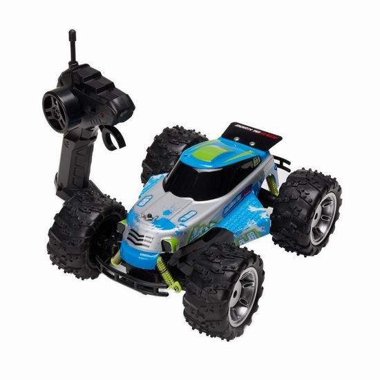 白菜速抢!Virhuck 1/18 2WD Off-Road 超强动力 遥控赛车2折 9.99加元限量特卖!