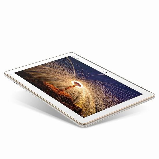 历史新低!Asus 华硕 ZenPad 10 Z301M-A2-WH 10.1寸 珍珠白 超薄平板电脑(2GB/16GB) 199加元包邮!