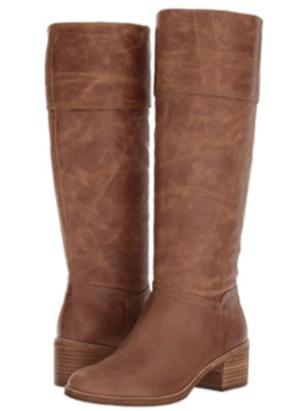 白菜速抢!UGG Carlin Harness 女式高跟长筒靴(6码)2.1折 64.14加元包邮!