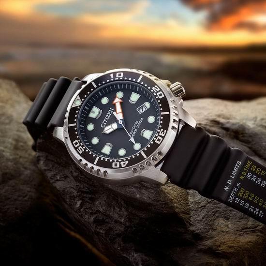 历史新低!Citizen 西铁城 BN0150-28E Promaster 男士光动能 潜水腕表/手表4.7折 175.56加元包邮!