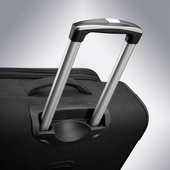 历史新低!Samsonite 新秀丽 Advance Xlt 21寸&29寸 软壳拉杆行李箱2件套2.5折 151.96加元包邮!皮实耐用!