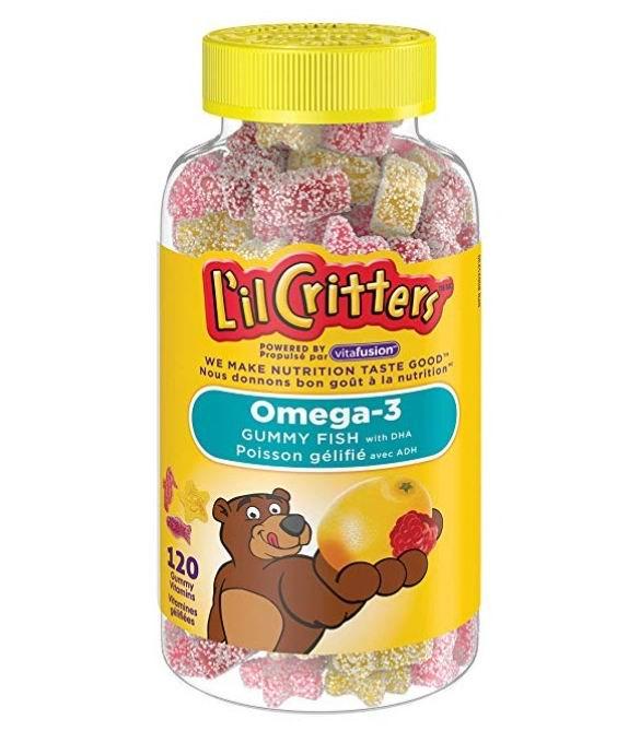 ���,yl#�il�kjz�9ol_l\'il critters gummy 小熊维生素软糖 10.42加元!