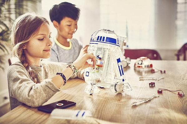 白菜价!历史新低!Star Wars 星球大战 Droid Inventor 星球大战发明者套装3.8折 49.95加元包邮!会员专享!