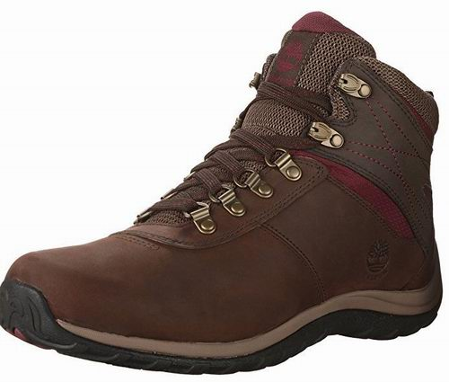 Timberland 添柏岚 Norwood WP 女士登山鞋 75.78加元(7.5码),原价 140加元,包邮