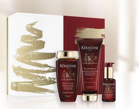 Kerastase 卡诗 Aura Botanica天然植物洗发护发超值套装 76.5加元,原价 153加元,包邮