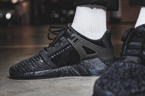 ADIDAS 阿迪达斯 ORIGINALS EQT男款休闲运动鞋 88加元,原价 160加元