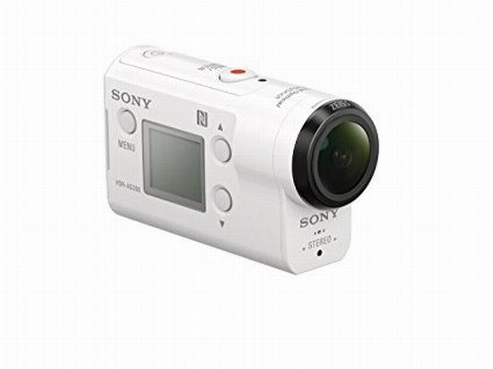 历史最低价!Sony 索尼 HDRAS300/W HD 白色款 防水高清运动相机 349.99加元(399.99加元)