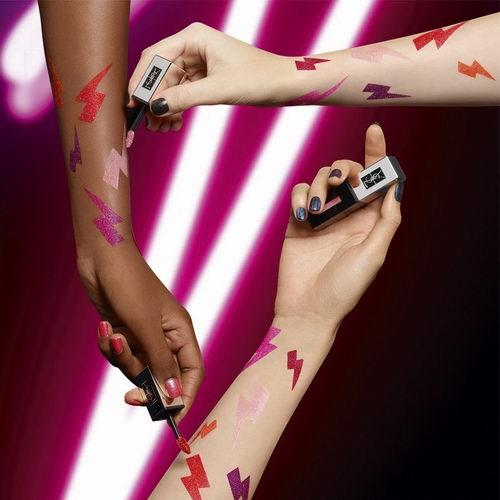 新款YSL Vernis À  Lèvres The Holographics彩色唇彩幻光唇釉 售价42加元+免费刻字服务+送3小样!