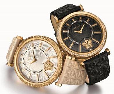 精选 6款Versace范思哲时尚腕表 6.5折 841.75加元起特卖!