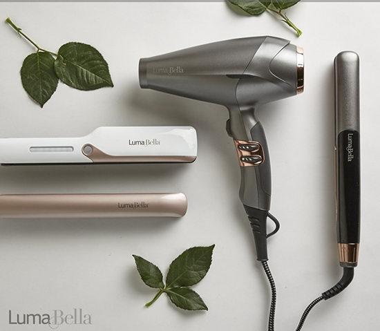 精选 LumaBella 吹风机、直发器8折优惠!