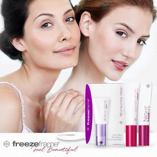 澳洲微整形品牌!精选 Freezeframe 丰胸霜、眼霜等美容护肤产品 8折+包邮!