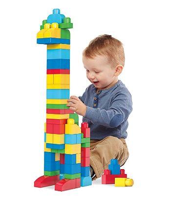 精选多款 Mega Bloks儿童益智积木玩具3.9折起特卖!
