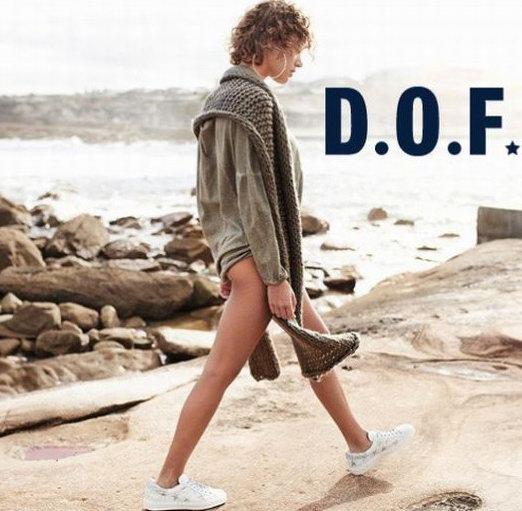 精选 DOF星星运动鞋、小白鞋 4折起+额外7.5折,折后低至 89.65加元!