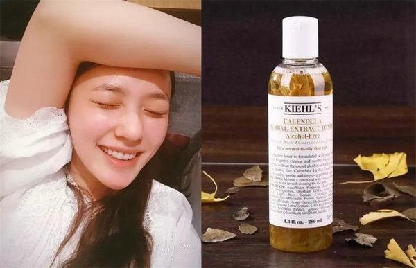 林允推荐:Kiehl's科颜氏金盏花植物精华化妆水 42.4加元(250ml),原价 53加元