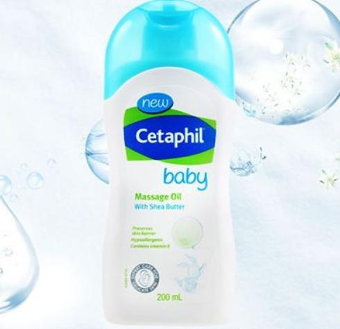 精选 4款Cetaphil baby宝宝专用洗发沐浴护肤品 8折+满40加元立减10加元