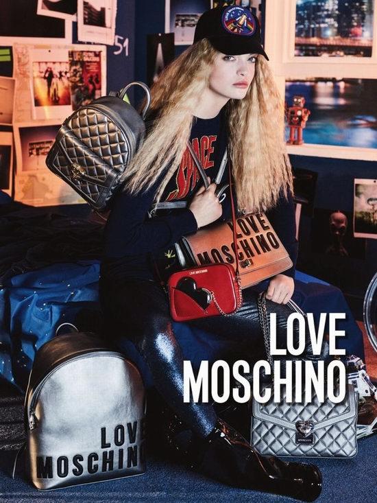 Moschino 副线品牌: 精选Love Moschino美包 4折 101.48加元起特卖!
