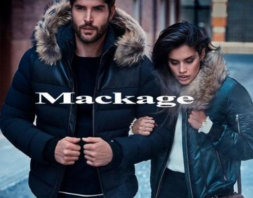 加拿大知名的羽绒服品牌!Mackage 男女时尚羽绒服、羊毛大衣、夹克 5.9折起特卖!