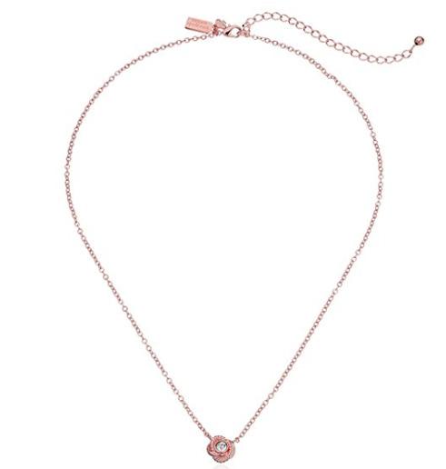 母亲节特卖:精选kate spade 女士首饰项链、手链、耳环 6折起特卖!