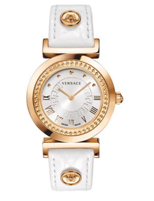 Versace 范思哲 Analog Vanity瑞士石英腕表 841.75加元,原价 1295加元,包邮