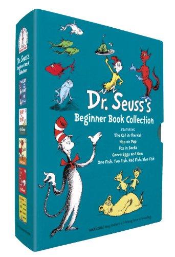 销量冠军!Dr. Seuss 经典启蒙儿童读物 故事书精装绘本套装4.5折 29.27加元!