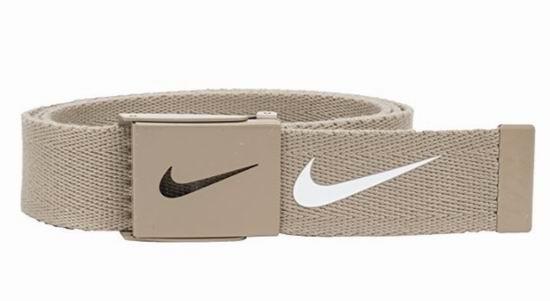 历史新低!Nike 耐克 Tech Essentials 男士时尚腰带4.6折 12加元!