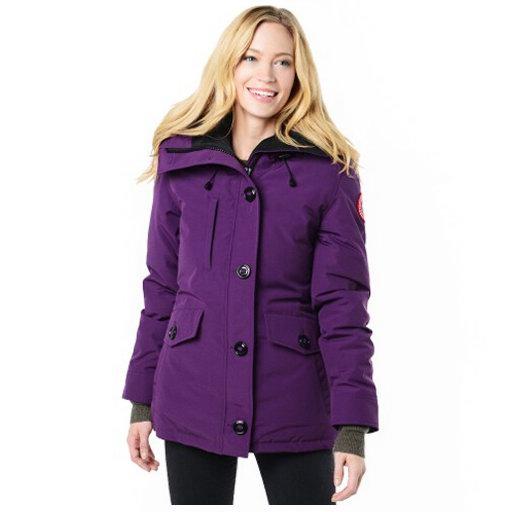 抢到就是赚到!Canada Goose Rideau Parka 女式轻薄羽绒服(S码)7.3折 570.22加元包邮!