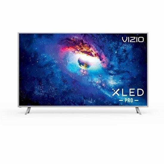 手慢无!历史新低!VIZIO P55-E1 55英寸 4K超高清智能电视5折 899.97加元包邮!