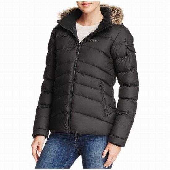 白菜价!Marmot Ithaca 女式防水羽绒服3折 82.5加元起包邮!多色可选!